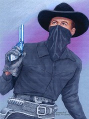 The Durango Kid (c) 2013 Jim Sanders