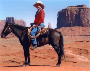 The Ol' Cowpoke (Nikki Ellerbe)