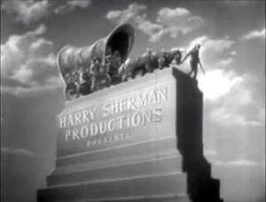 Harry Sherman Productions Logo