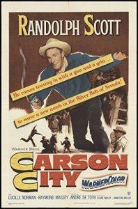Carson City Poster
